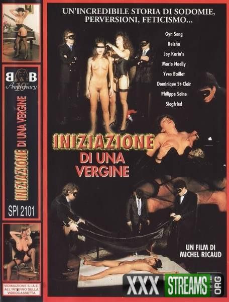 Liniziazione Di Una Vergine (1988/VHSRip)