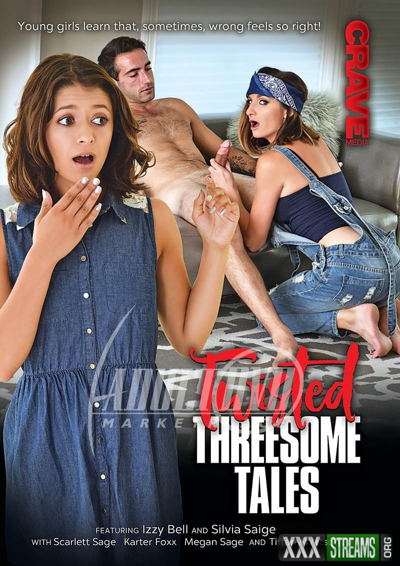 Twisted Threesome Tales (2018/WEBRip/SD)