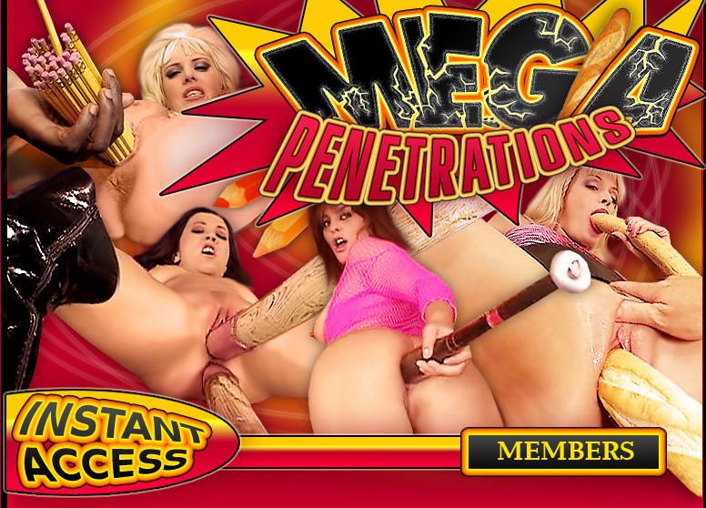 Megapenetrations SiteRip / Sex Toys / 571 vids