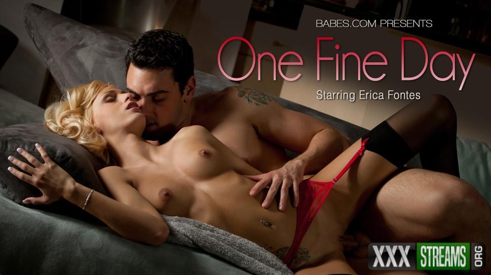 Erica Fontes – One Fine Day (Babes.com)
