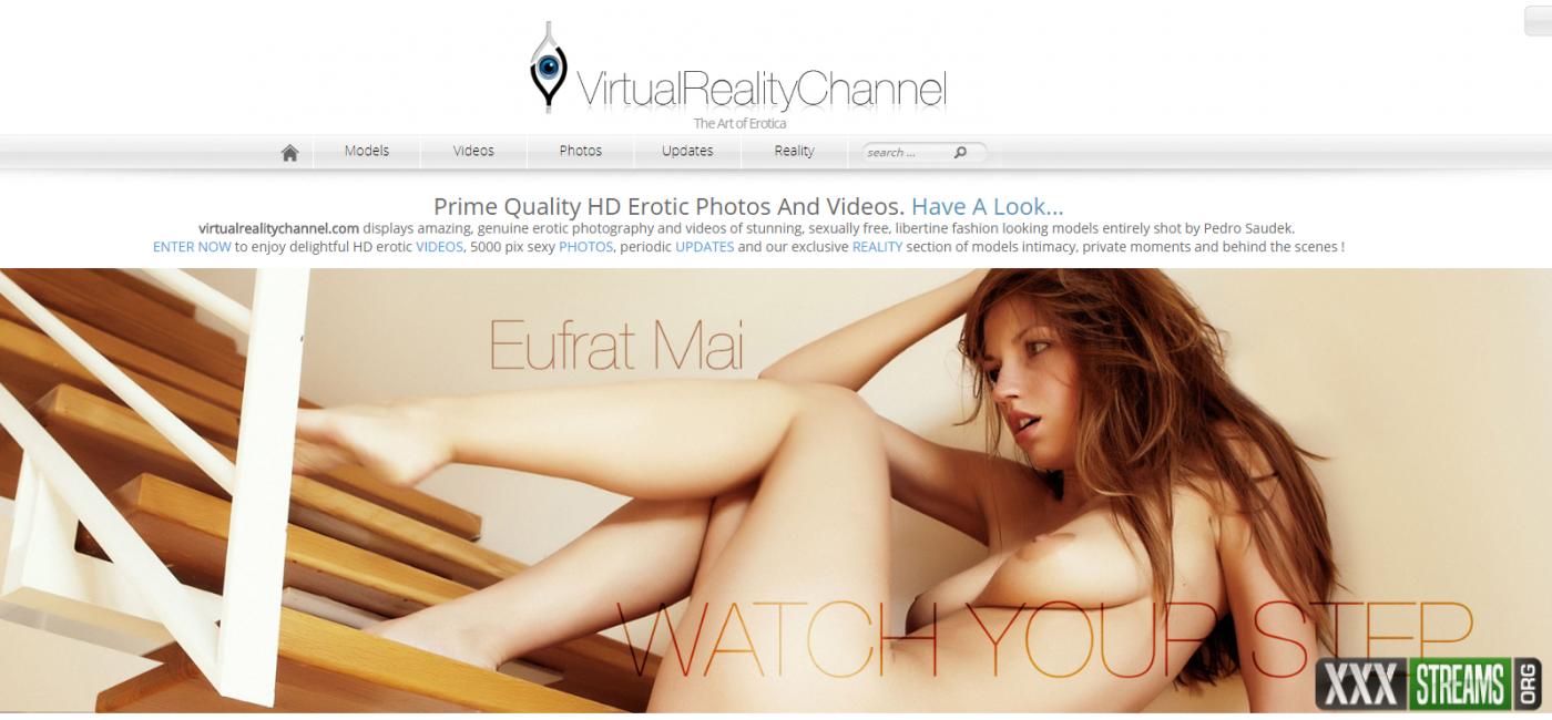 VirtualRealityChannel.com – Siterip