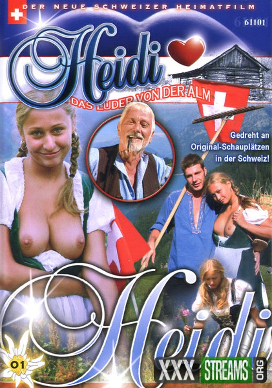 Heidi Das Luder Von Der Alm 01