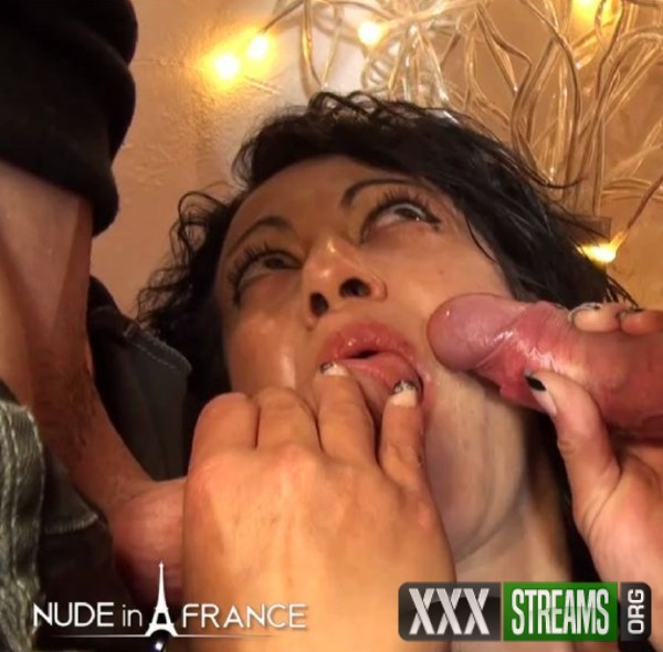 Madalyne – A mom cougar wanted to be gangbanged and double penetrated (2018/NudeInFrance.com/HD)