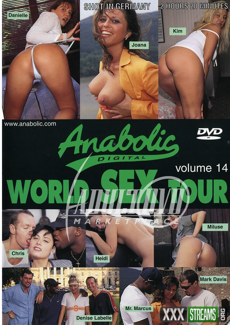 World Sex Tour 14