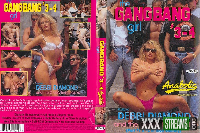 Gang Bang Girl 3&4
