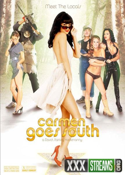 Carmen Goes South (2008/DVDRip)
