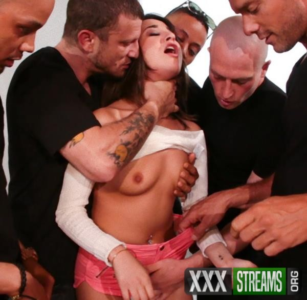 Isabella Nice – Banged by Five Big Dicked Burglars (BoundGangBangs.com/Kink.com/2018/HD)