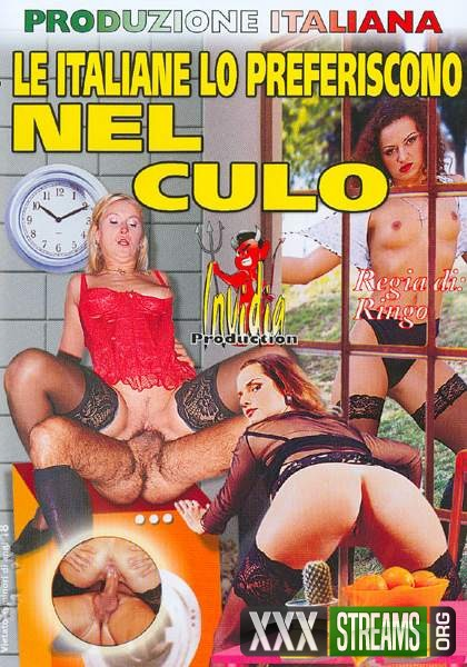 Le Italiane Lo Preferiscono Nel Culo (2000/DVDRip)