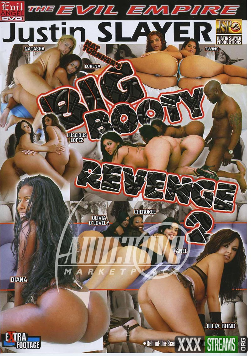 Big Booty Revenge 2