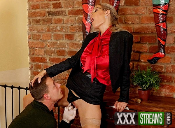Amateurs - Getting Her Freak On With A Lingerie Freak Thief (2018/FullyClothedSex.com/Tainster.com/FullHD)