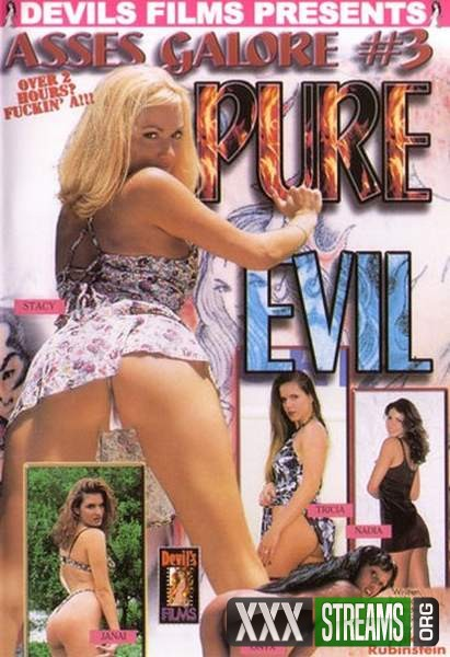 Asses Galore 3 – Pure Evil (1996/DVDRip)
