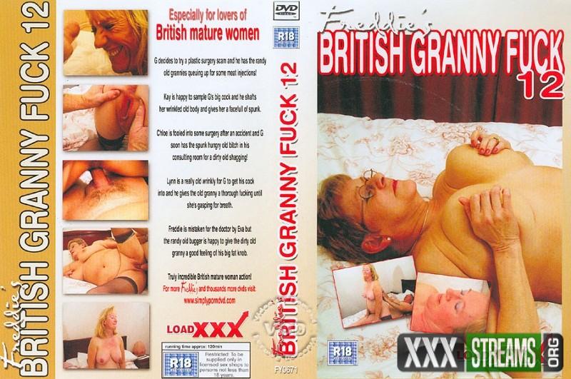 British Granny Fuck 12