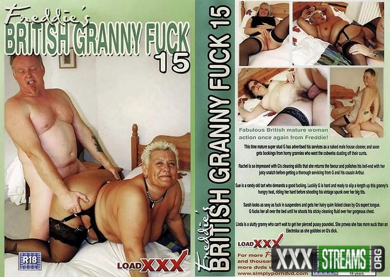 British Granny Fuck 15