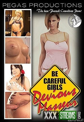 Be Careful Girls Devious Masseur