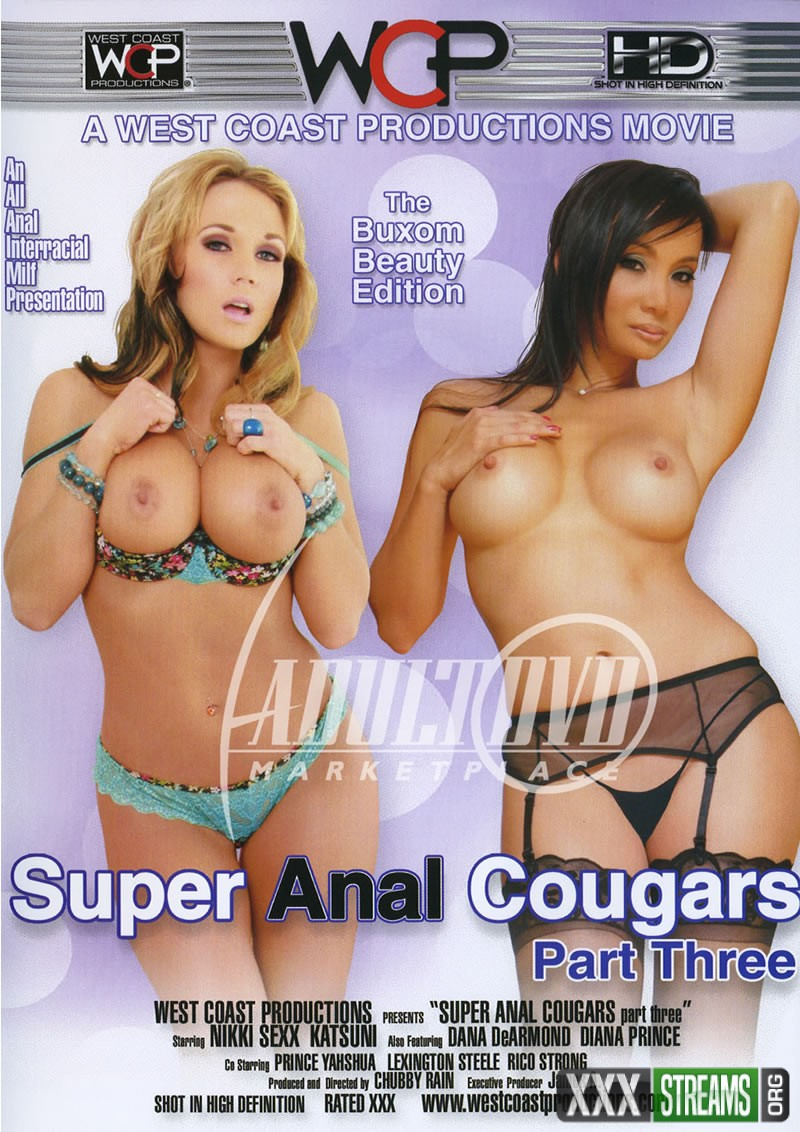 anal cougars Xxx