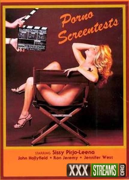 Porno Screentests (1983/DVDRip)