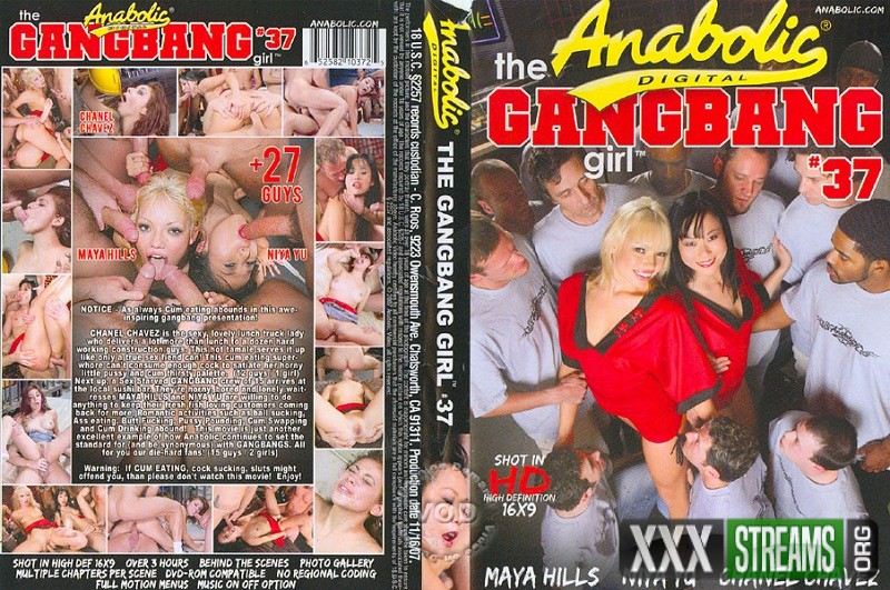 Gang Bang Girl 37