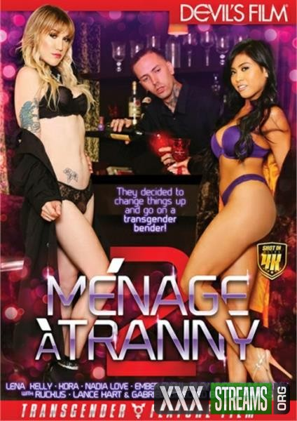 Menage A Tranny 2 (2018/WEBRip/HD)