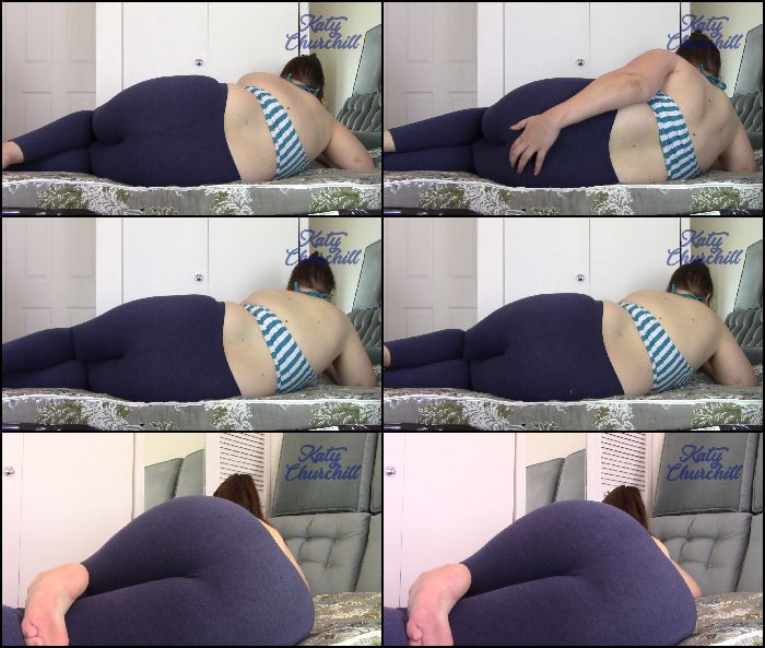 katy-churchill-farting-in-blue-leggings-2018-06-02 PC0kWL Preview