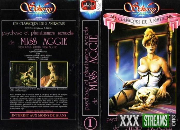 Psychose Et Phantasmes Sexuels De Miss Aggie