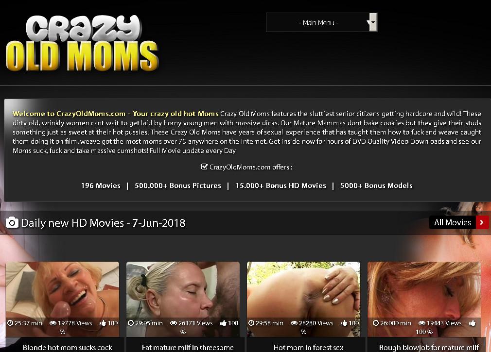 Crazyoldmoms SiteRip