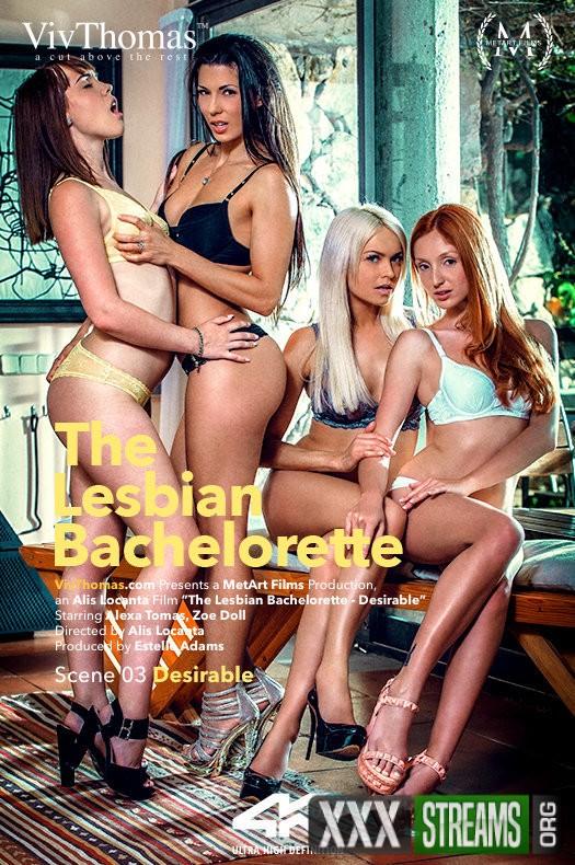 Alexa Tomas, Zoe Doll – The Lesbian Bachelorette Episode 3 – Desirable (VivThomas.com/FullHD)