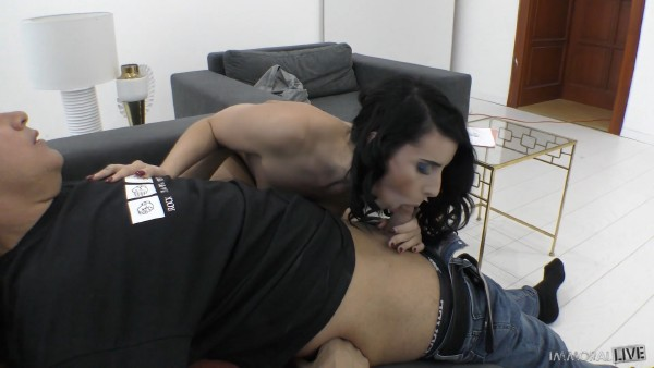 Nelly Kent – Banging The Therapist (2018/ImmoralLive.com/BlowPass.com/HD)