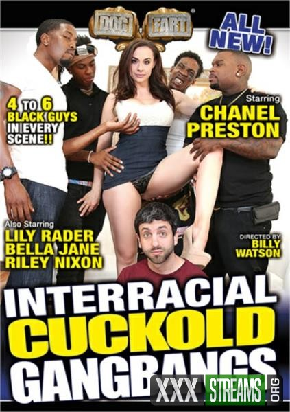 Interracial Cuckold Gangbangs (2018/WEBRip/SD)