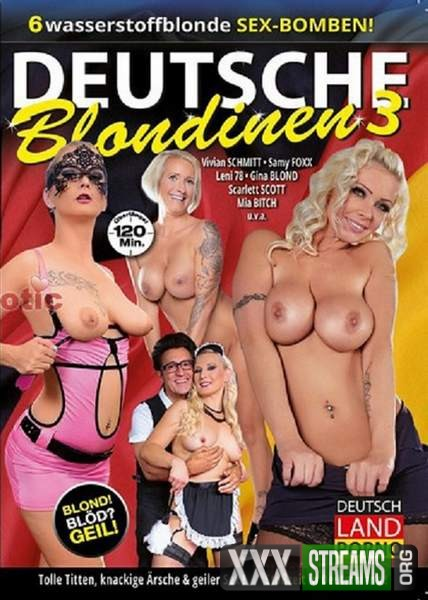 Deutsche Blondinen 3 (2018/DVDRip)