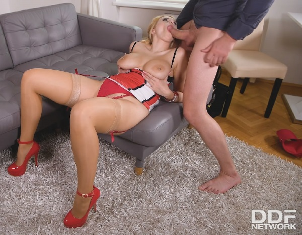 Angel Wicky – Big Titty Boss Lady (2018/DDFBusty.com/DDFNetwork.com/HD)