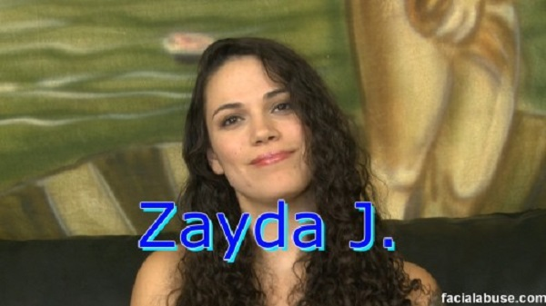 Zayda J – Facial Abuse (2011/FacialAbuse.com/HD)