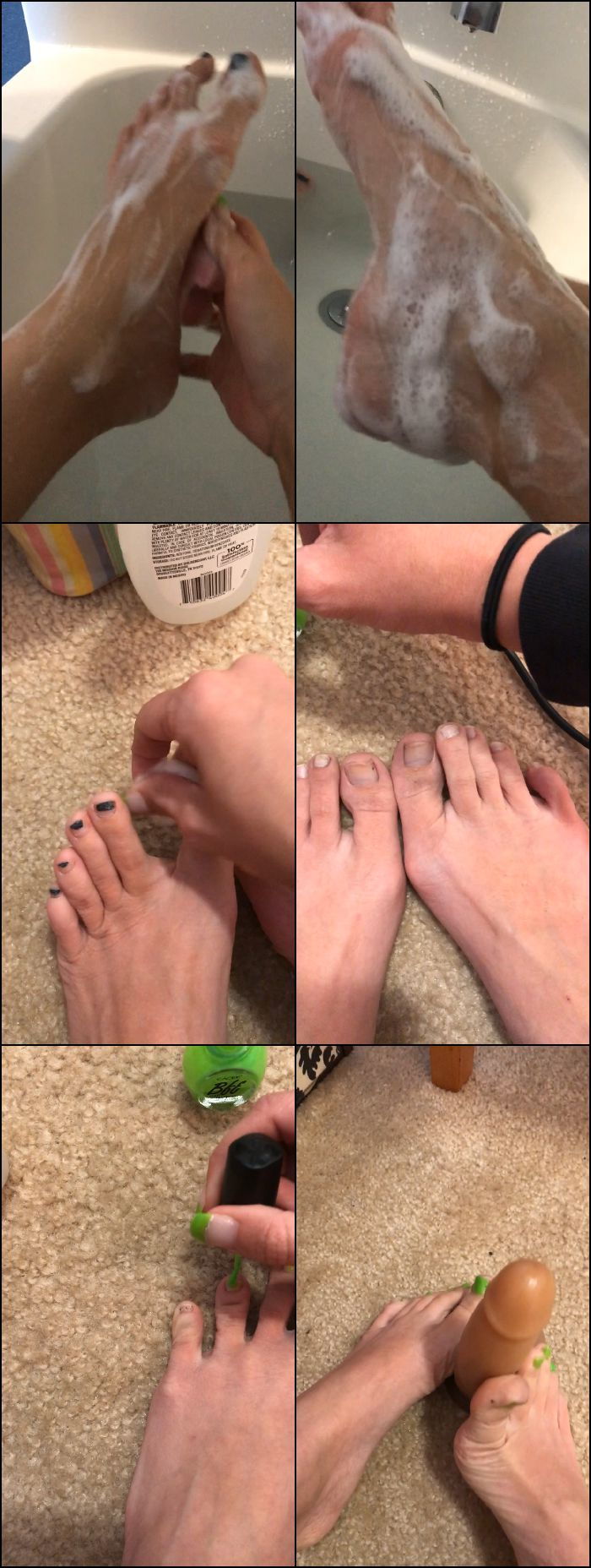 juliajay-getting-feet-ready-and-dildo-footjob-2018-06-11 Y85Szk Preview