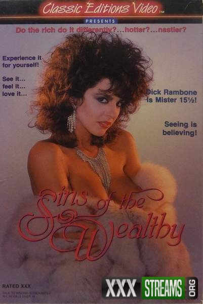 Sins Of The Wealthy (1986/VHSRip)