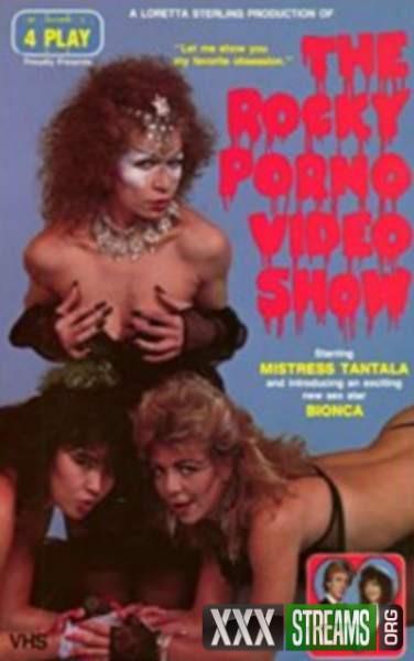 Rocky Porno Video Show (1986/VHSRip)