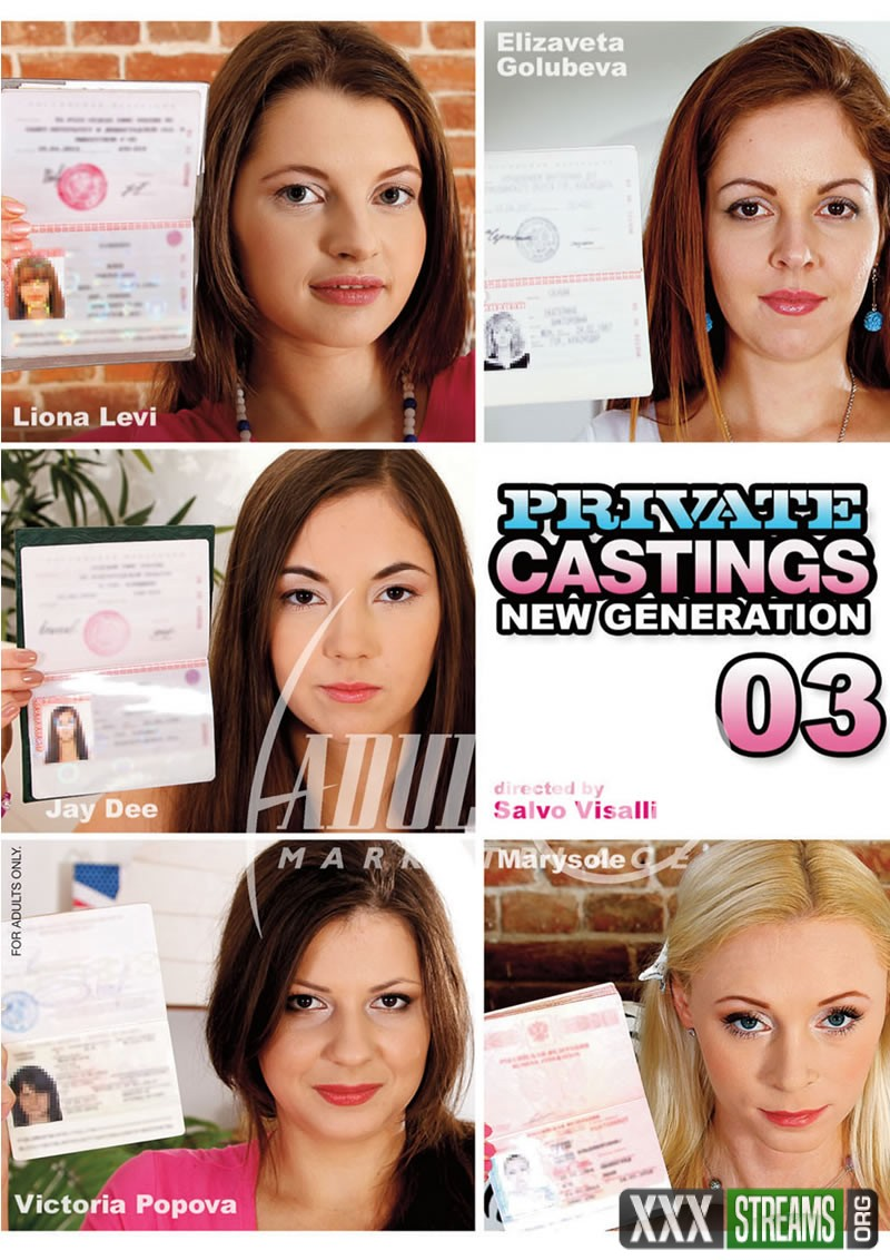 Private Castings New Generation 03