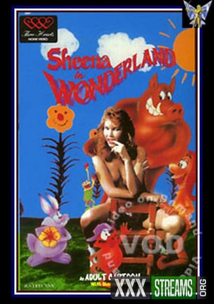 Sheena In Wonderland (1987/DVDRip)