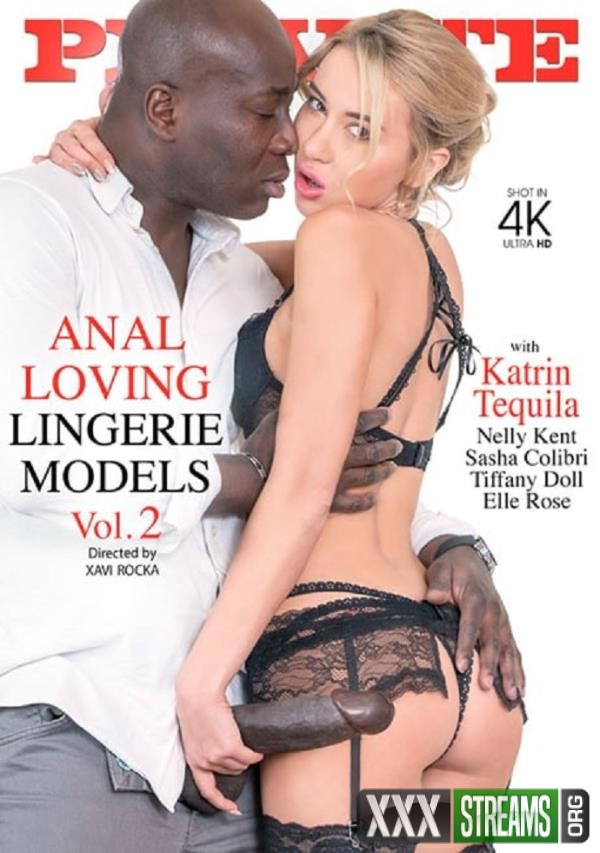 Private Specials 210 Anal Loving Lingerie Models 2 (2018)