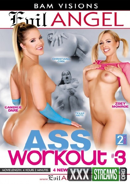 Ass Workout 3 (2018/WEBRip/SD)
