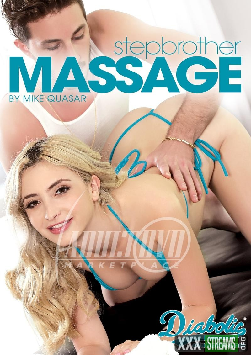 Stepbrother Massage (2018/WEBRip/SD)