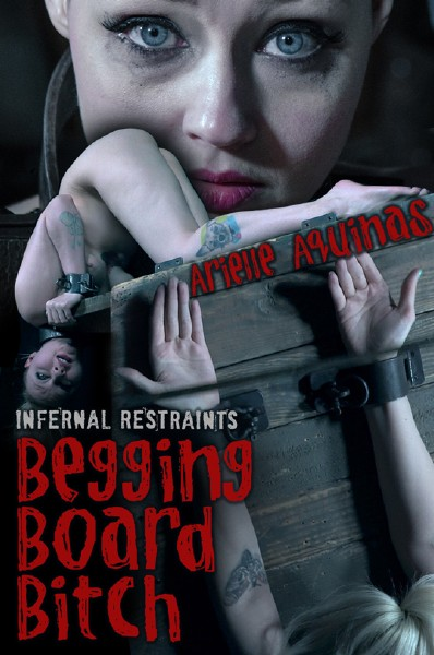 Arielle Aquinas – Begging Board Bitch (2018/InfernalRestraints.com/IntersecInteractive.com/SD)