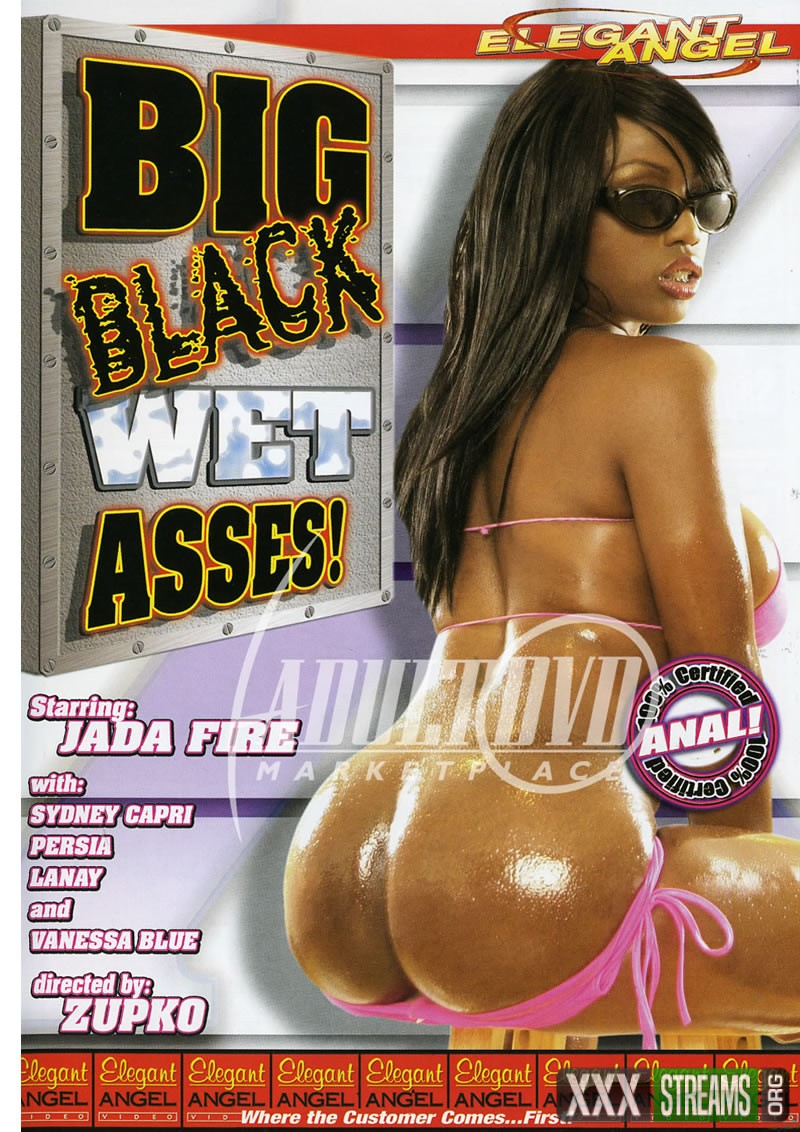 Big Black Wet Asses 1