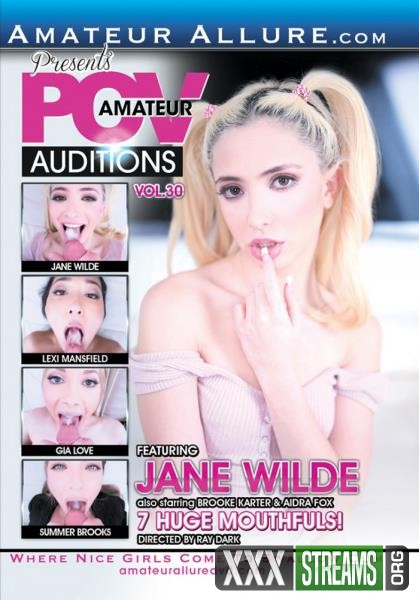 Amateur POV Auditions 30 (2018/DVDRip)