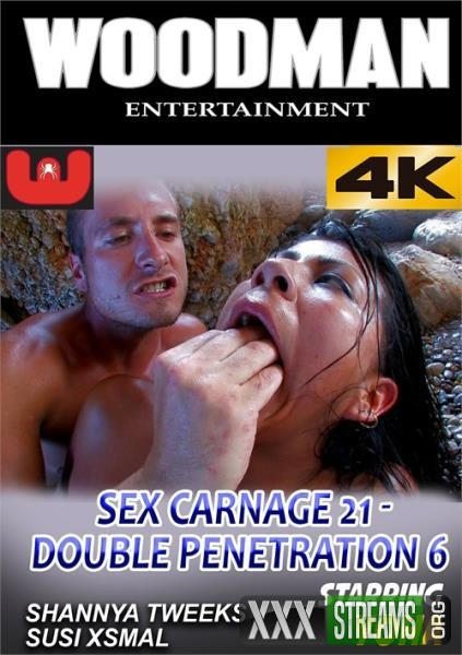 Sex Carnage 21 Double Penetration 6 (2018/WEBRip/SD)