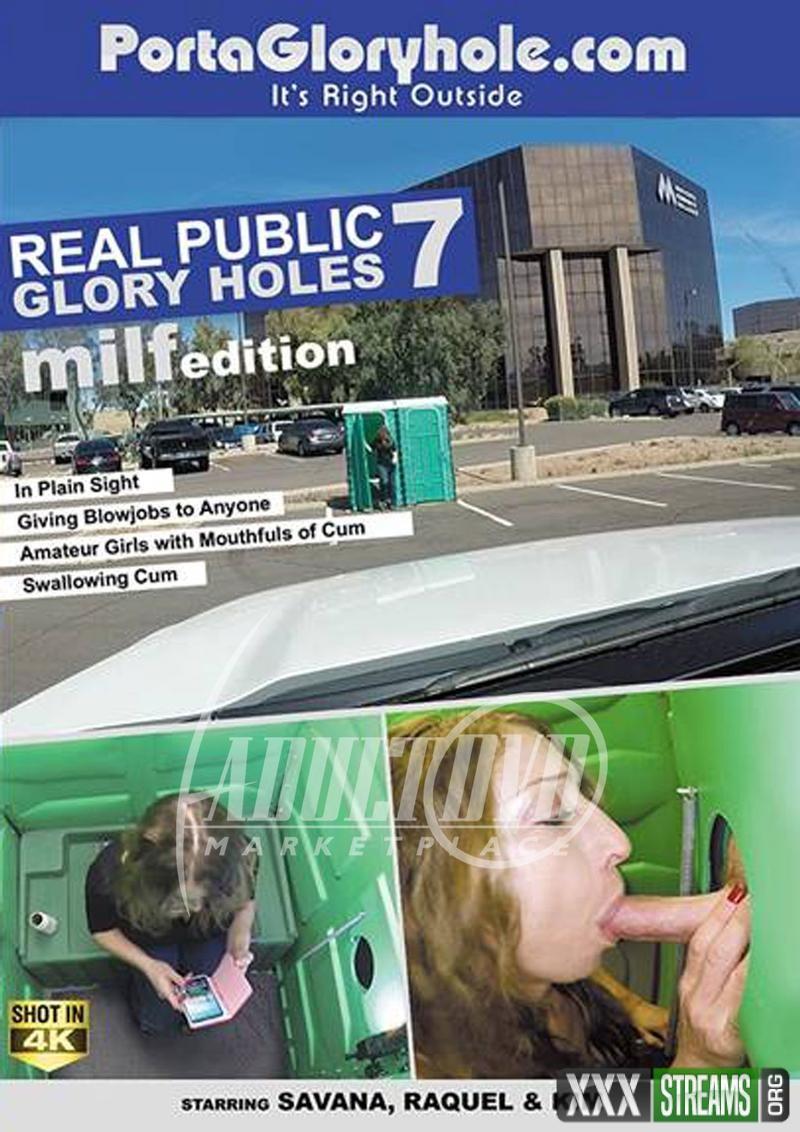 Real Public Glory Holes 7 – MILF Edition (2018)