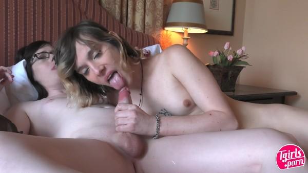 Aeva Rhone, Ashley Vega – Hardcore (2018/Tgirls.porn/FullHD)