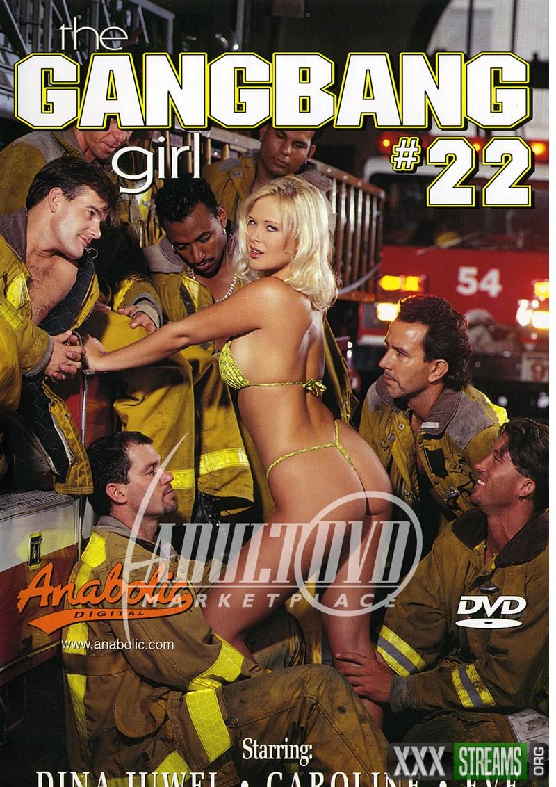 The Gangbang Girl 22