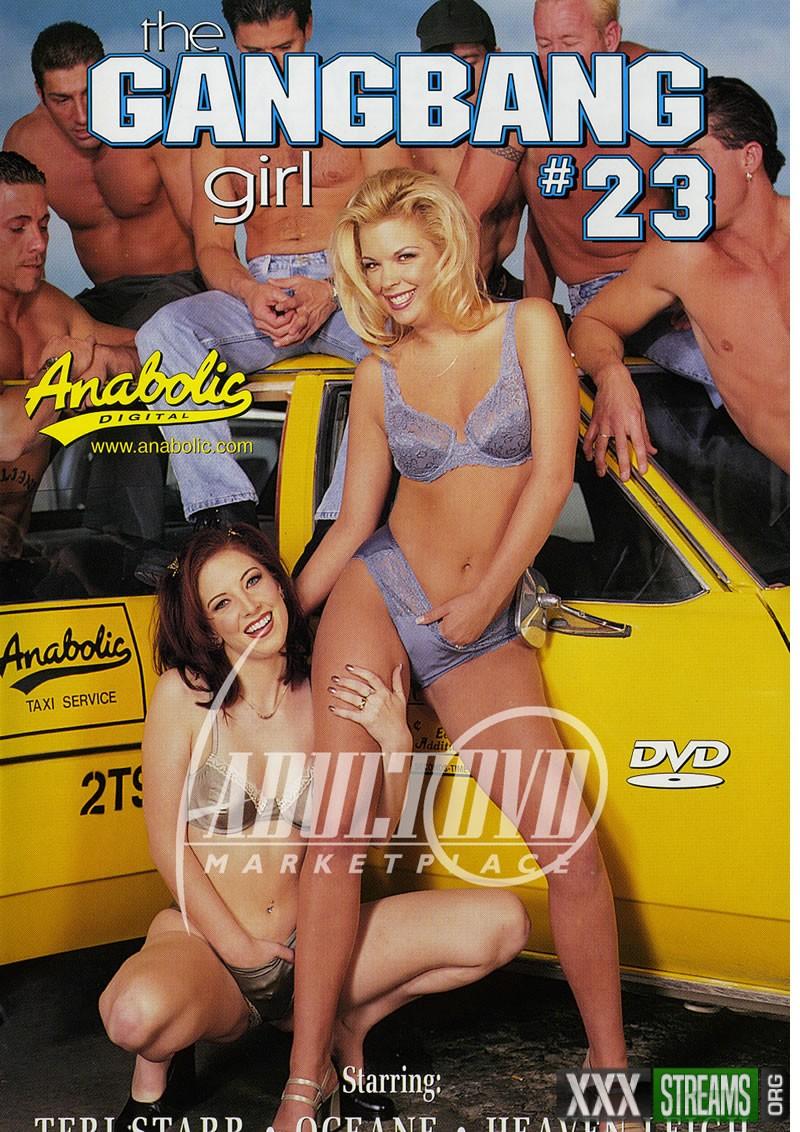 The Gangbang Girl 23