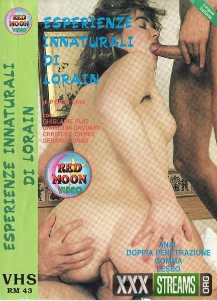 Petites mouilleuses pour gros calibres / Esperienze innaturali di Lorain Italy (1983/VHSRip)