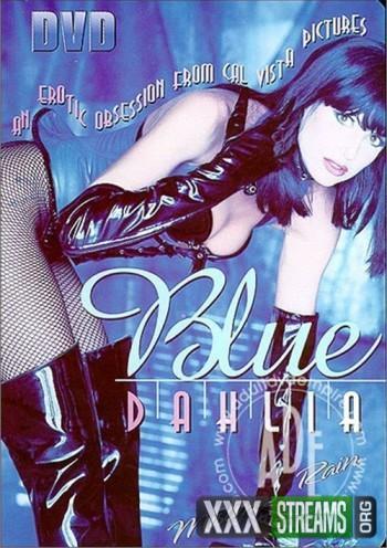 Blue Dahlia
