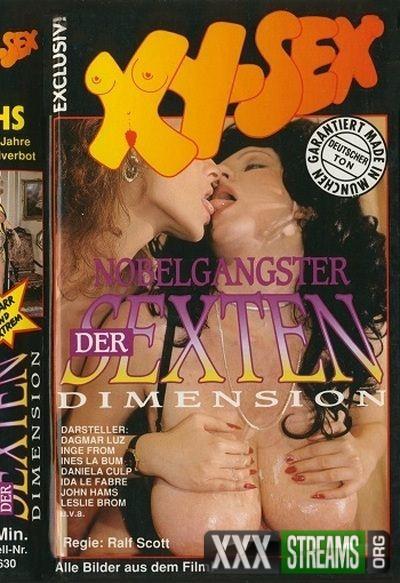 Nobelgangster Der Sexten Dimension